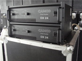 Camco Dx 24 Power Amp