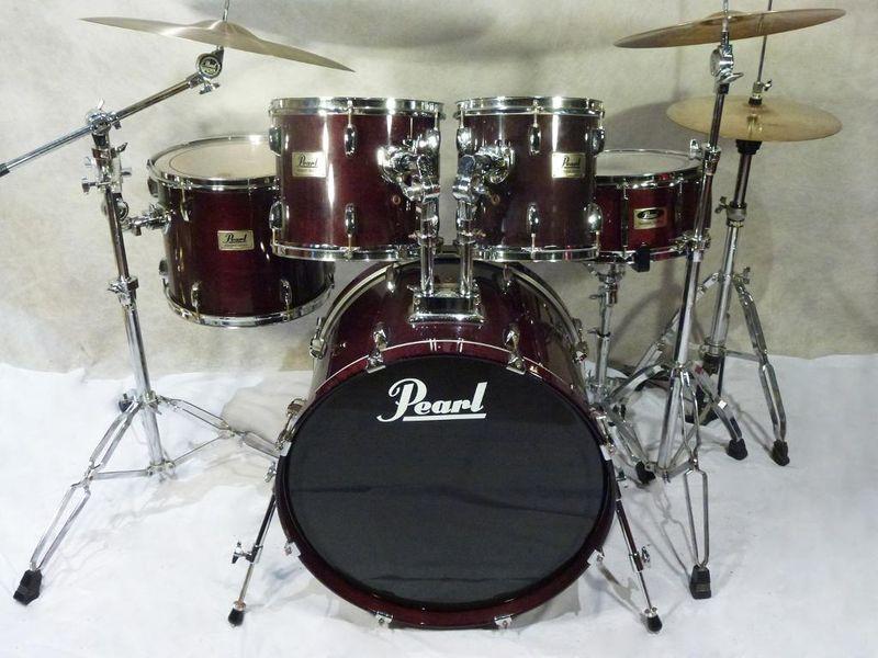 Pearl Session Series Drum Set