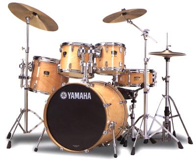 Yamaha Stage Custom Advantage Drum Set