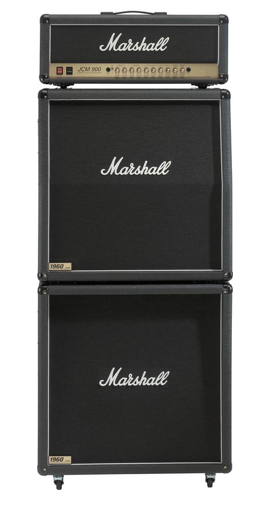 Marshall Jcm900 Full Stack Half Stack Amp Head